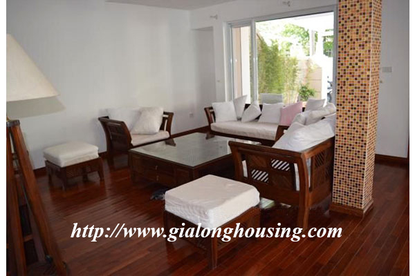 Beautiful and spacious villa in the corner street of Ciputra 8