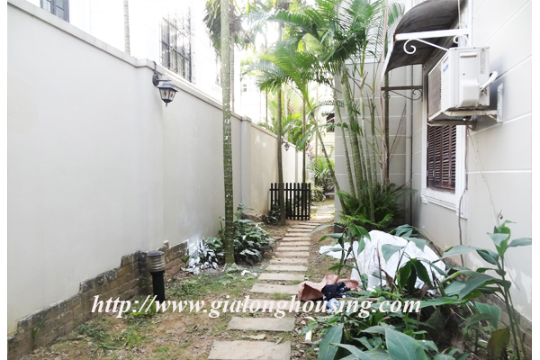 New and white villa for rent in Ciputra urban area 2
