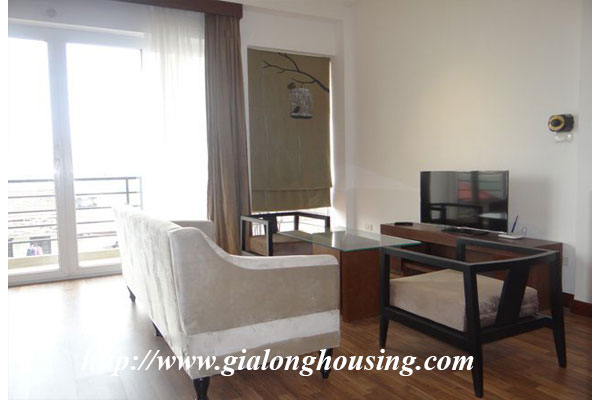 02 bedroom apartment with balcony in Old Quarter, Hoan Kiem