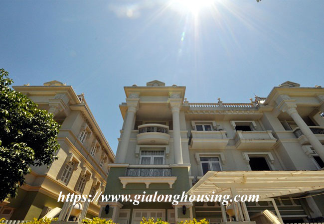 Fully furnished villa in Ciputra for rent, 5 bedrooms 1