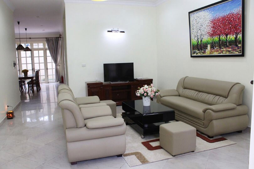 Fully furnished villa in block C, near UNIS