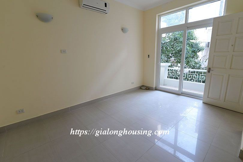 Unfurnished villa in T block Ciputra 9