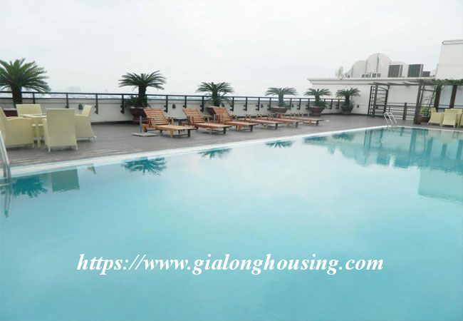 5 - star serviced apartment in Pacific Place Ly Thuong Kiet 3