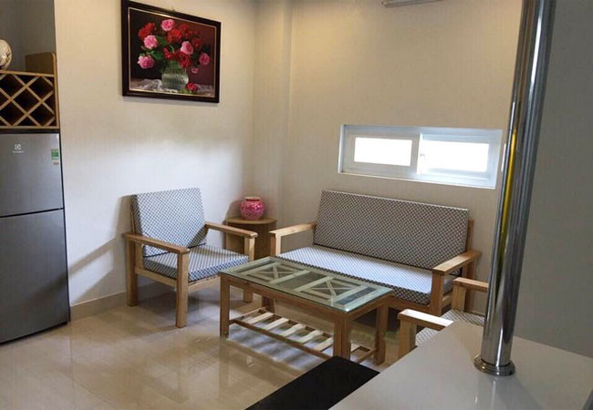 Two bedroom apartment in Yet Kieu, near Pacific Place