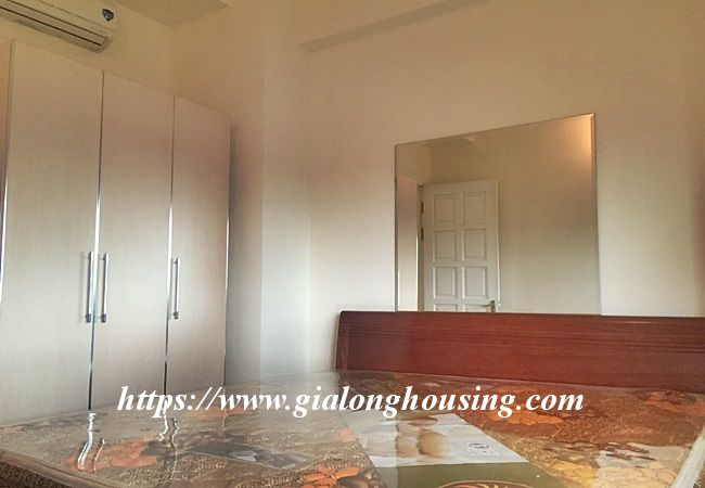 Three bedroom apartment in E building, Ciputra 1