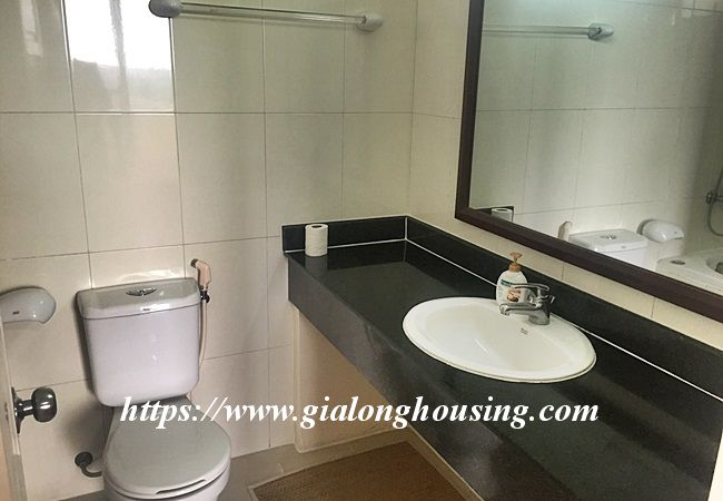Three bedroom apartment in E building, Ciputra 9