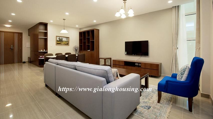 Brand new apartment in L3 - Ciputra for rent 7