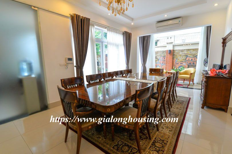 Villa for VIP - C block huge villa for rent, Ciputra urban area 3
