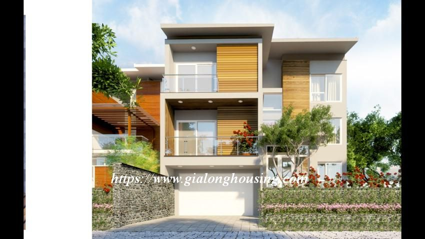 Q villa for rent with fully furnished modern style 1