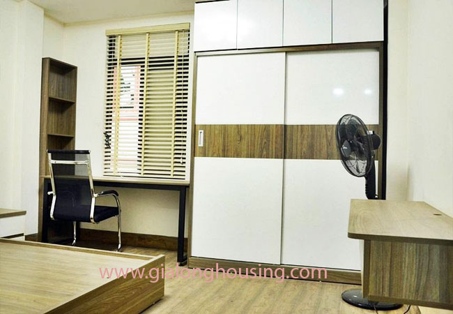 An airy 3-storey house for rent in Tay Ho with fully furnished 03 bedrooms 6