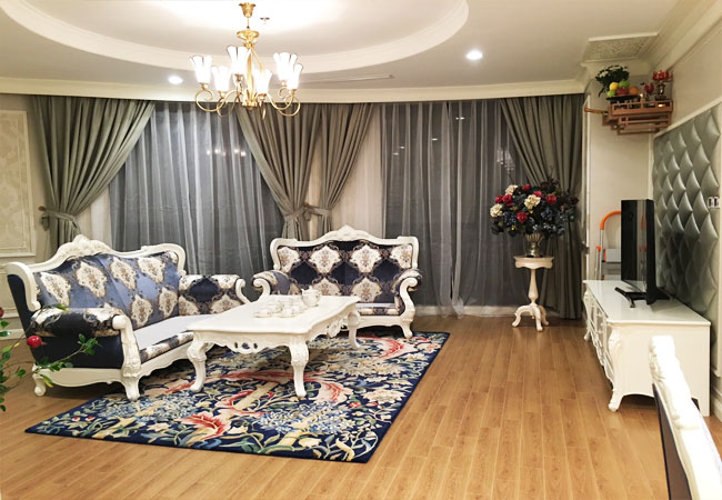 Rental 3 bedroom Exclusive Apartment in Royal city Hanoi