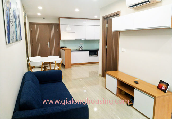 Brand new 02 bedroom apartment for rent in L4 building, Ciputra