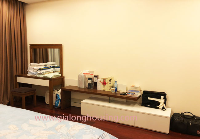 Furnished 03 bedroom apartment for rent in Royal City 9