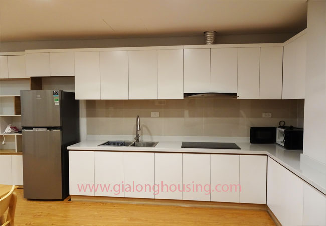 Cozy 02 bedroom apartment in Hong Kong Tower for rent 5
