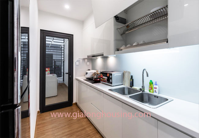 Bright apartment for rent in Vinhomes Skylake Pham Hung with furnished 02 bedroom 5