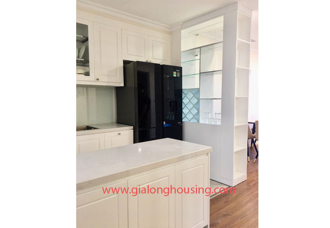 Gorgeous apartment for lease in Sunshine Riverside, Nhat Tan bridge view 3