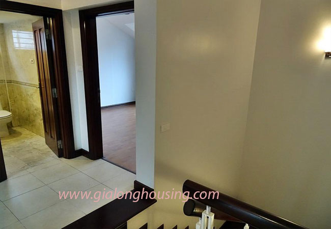 Wonderful house available for rent in Dang Thai Mai street, Tay Ho district 10