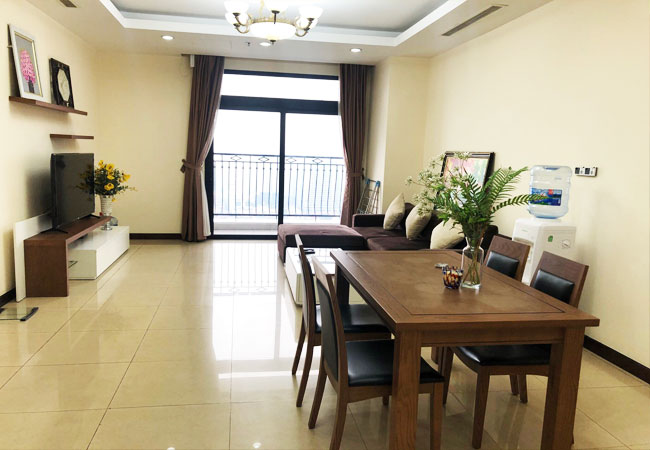Royal City 03 bedroom apartment available for rent