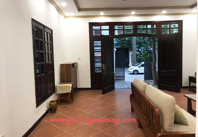 Villa for rent at C block Ciputra, 6 bedrooms $2500 4