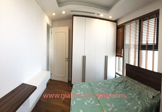 High-class apartment for rent in D' Le Roi Soleil, Quang An for rent 8