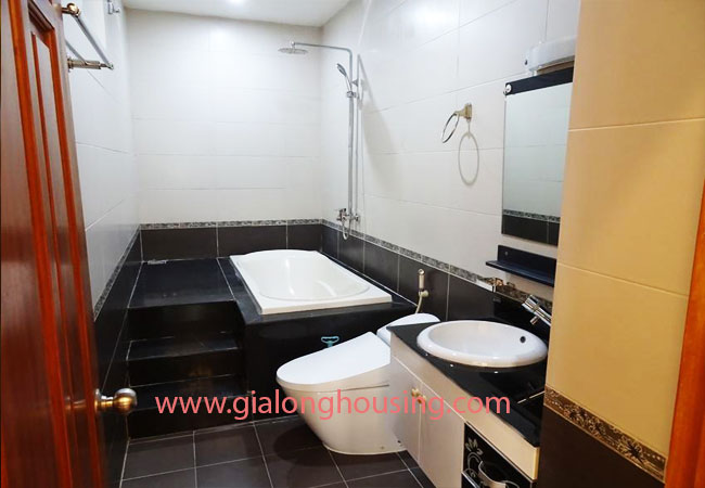 4 bedroom house surrounded by green living space for rent in Au Co, Tay Ho 4