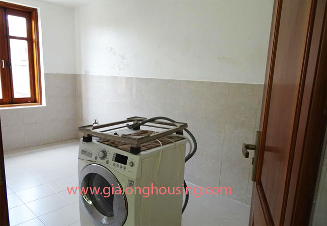 4 bedroom house surrounded by green living space for rent in Au Co, Tay Ho 7