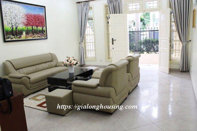 Fully furnished villa in block C, near UNIS 4