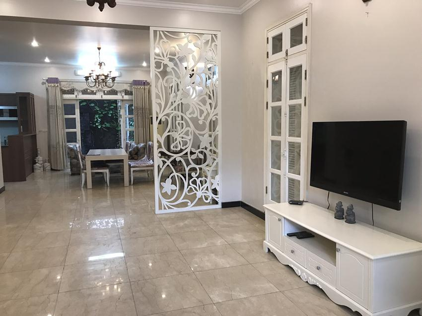 Fully furnished villa in T block Ciputra for rent today