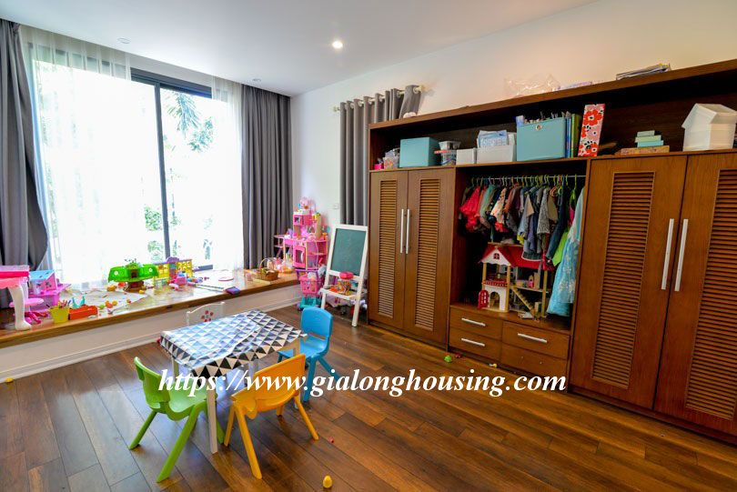 Villa in T block with modern furniture for rent - Ciputra urban area 1
