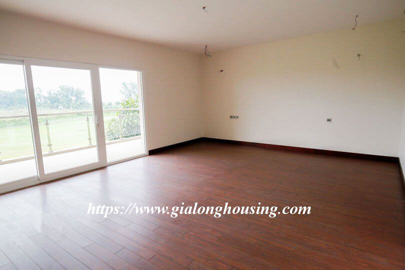 Unfurnished huge villa in Ciputra, Q block for rent 3