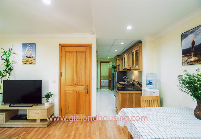 01 bedroom apartment in Kim Ma street, Ba Dinh district