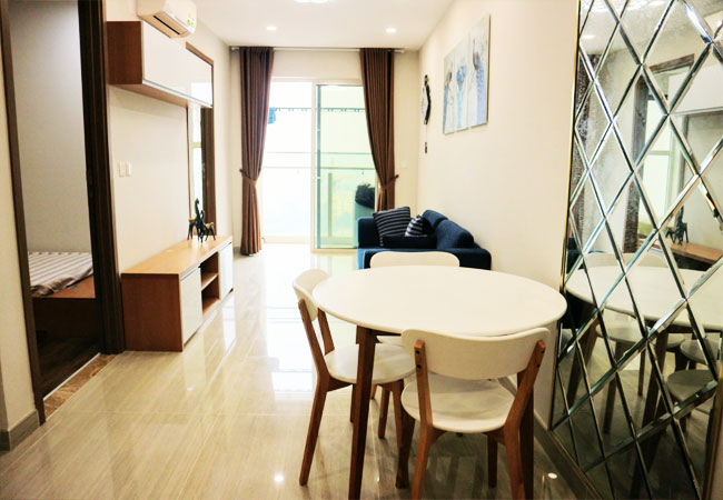 Affordable 02 bedroom apartment in L4 Tower, Ciputra for rent