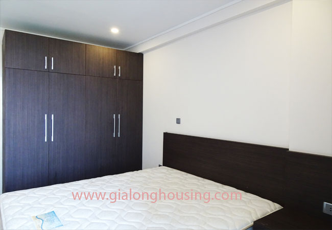 Fully furnished 03 bedroom apartment for rent in L1 building, Ciputra 1