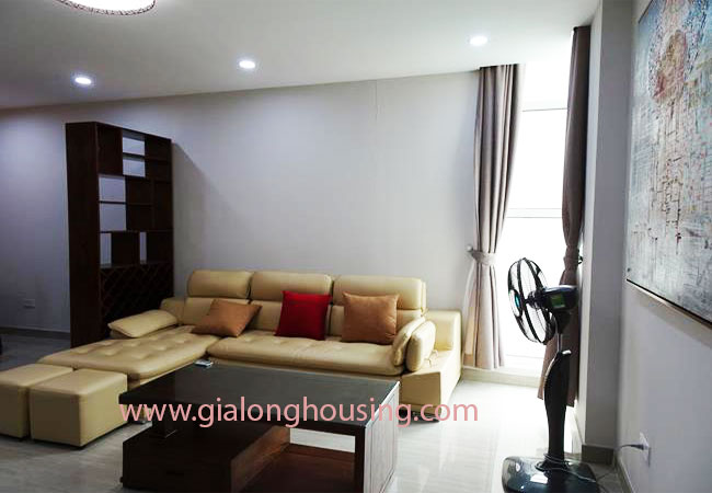03 bedroom apartment for rent in L3 building, Ciputra, fully furniture