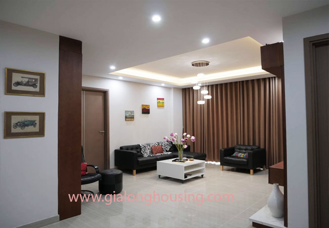 03 bedroom - opulent furnishing apartment in L4 building, Ciputra 3