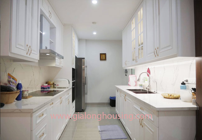 03 bedroom - opulent furnishing apartment in L4 building, Ciputra 6