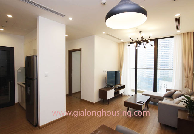 Bright 02 bedroom apartment for rent in Skylake, Pham Hung
